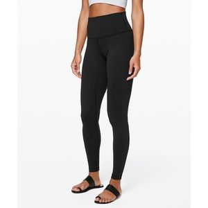 "Lululemon Wunder Under High-Rise Tight 28"" Luon"